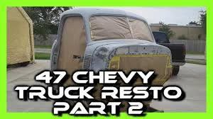 Restoring A 1947 Chevy Truck - Part 2 - YouTube 1947 Chevrolet 3100 Pickup Lowrider Magazine Universal Stepside Truck Beds Tci Eeering 471954 Chevy Suspension 4link Leaf Dashboard Components 194753 Gmc Youtube 471955 Frame Heidts Pics Of A 4754 Crew Cab The Present This Is Definitely As Fast It Looks Hot Customer Gallery To 1955 47 Run The Sun Car Show Myrtle Beach Sc Vic 471953 Custom Stretched 3800 2007 Dodge Ram 3500 Readers Rides
