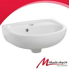 spülstein waschbecken keramik handwaschbecken gäste wc