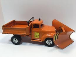 100 Truck With Snow Plow For Sale Vintage Pressed Metal TONKA STATE HI WAY TruckV Snow Plow