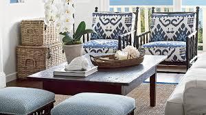 40 Beautiful Beachy Living Rooms