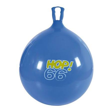 Gymnic Hop Ball, Blue