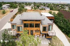 104 How To Build A Home From Shipping Containers Denver Firefighter Uses 9 Stunning Family Usa Container Hacker