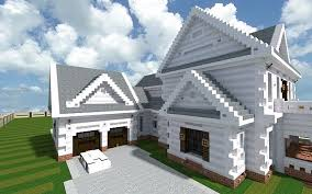 The Georgian House Design by Georgian Home Minecraft House Design