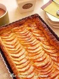 mini quiche pate feuilletee tarte aux pommes à la pâte feuilletée le cuisine de