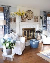 55 stylish farmhouse living room curtains ideas mikedecor