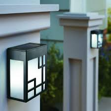 Home Depot Deck Lighting Solar by Solar Powered Deck Lights Outdoor Sacharoff Decoration