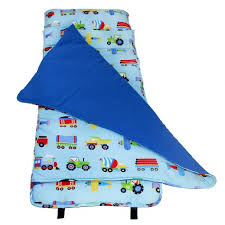 Olive Kids Trains Planes and Trucks Nap Mat Tar