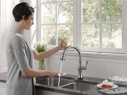 Delta Faucets Cassidy Line by Kitchen Redesign With Delta Faucet