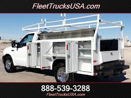 2006 Ford F-250 Utility Truck, Utility Service Truck, Service Body ...