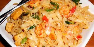 cuisine thailandaise recettes pad fried noodles azizen cooking and recipes