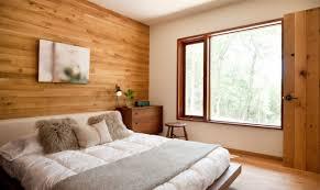 chalet chambre chalet contemporain bois