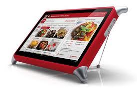 qooq une tablette tactile pour la cuisine