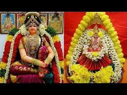 simple and beautiful varamahalakshmi vratham decoration ideas