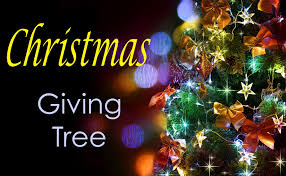 It Is Christmas Giving Tree Time Again This Our Annual Gift Opportunity To Share Presents For Children In Low Income Families Who Will Have A