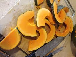 Japanese Pumpkin Recipe Roasted by The Primal Life Roasted Kabocha Squash Japanese Pumpkin Get