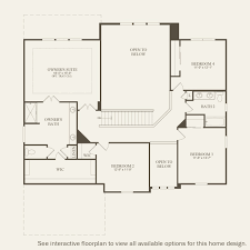 Centex Homes Floor Plans by Woodside At Hidden Pines In Zionsville Indiana Pulte