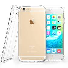 Caseflex iPhone 6 6s Reinforced TPU Gel Case Clear