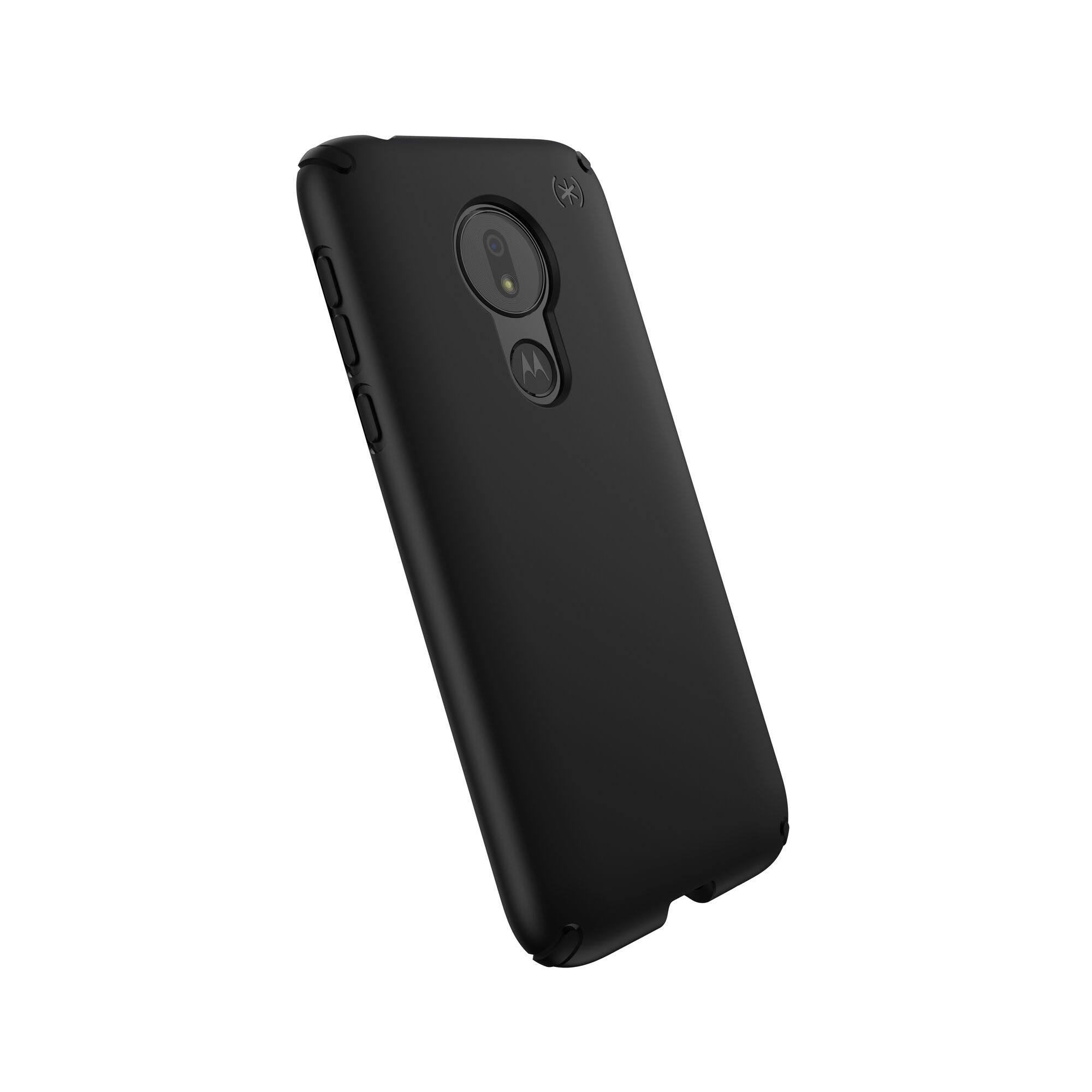 Speck Presidio Lite Case for Moto G7 Power, Black