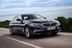 TEST DRIVE 2017 BMW 530d