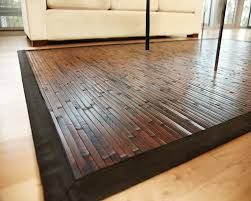 Rug Pads For Hardwood Floors Amazon by Amazon Com Bamboo Rugs Cobblestone Rug Rug Size 4 U0027 X 6 U0027 Kitchen