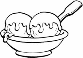 Happy Ice Cream Coloring Pages Gallery Kids Ideas