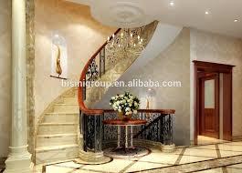 européenne intérieur escalier design pour villa luxe noble maison