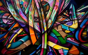 Tumblr Background Graffiti Colorful Wallpaper Ayleet