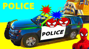 Police Car And SPIDERMAN For Children Cartoon With Superhero CARS ... Learn About Fire Trucks For Children Educational Video Kids Song Nursery Rhymes For Transport Truck Fire Truck Engine Videos Kids Videos Trucks Color Garbage Truck Learning Jack Pinterest Tow Colors Youtube Dfw Airport In Action Firetruck Hurry Drive The The Vacuum Curb Barney Here Comes Song With Lyrics Federal Q Siren Starring 2014 Paw Patrol Toys Review Nickelodeon Nick Jr Chase Rubble And