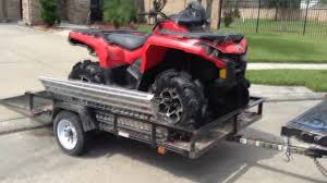How To Load Unload Two ATV Fourwheeler From Trailer To Truck Using ... Motorcycle Atv Towing Dereks Recovery Pitbull Growler Xor Radial Autv Tire 30x10 R15 Truck Rack Atvs Motorcycles For Sale Dumont Dune Riders Fxible Mobile Fire Fighting 250cc Atv Buy Carrier On Chevy Silverado An Sits Top Of A Dia Flickr Real Russian Badass Lunarrover Like Truck Storms Swamps Lakes Baybee Monster All Wheel Drive With Dual Motor High Custom 2017 Honda Trx250x Sport Race Ridgeline Build 60w Offroad Led Work Light Driving Lamp 12v 24v Car Suv Rider Magazine Tests Decked Going Roadmasters Safety Group Diamondback Hd Bedcover Product Review