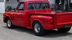 100 Pro Street Truck 1969 Step Side Chevrolet Big Block Stroked