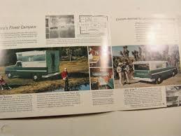 100 Truck Cap Camper 1965 CHEVY PICKUP TRUCK CAP HIGHWAY CRUISERS CAMPER VAN