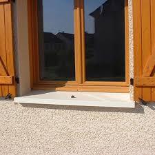 appui de fenêtre et matériel de construction les matériaux