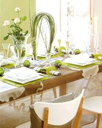 Dining Room Tables Decorating View In Gallery Table Ideas For Spring
