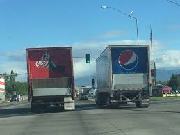 These Two Trucks Look As If They're About To Start A