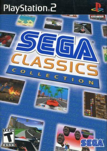 Sega Classics Collection - PlayStation 2