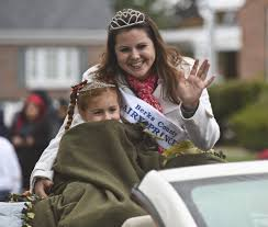 Boyertown Halloween Parade 2014 by Temple Parade Proceeds Despite Weather Reading Eagle News