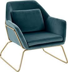 loft24 a s sessel tv sessel polstersessel relaxsessel armlehnensessel samt metallgestell design petrol gold