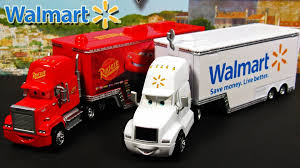 Cars 2 Mack And Wally Hauler Exclusive Semi Trucks Disney Pixar ...