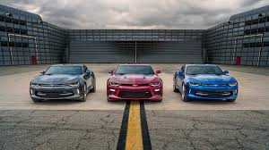 2017 Chevy Camaro interior specs price review New cars palace