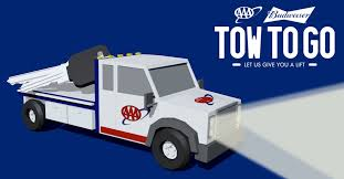 100 Free Tow Truck Service AAA And Budweiser Have Teamed Up To Offer A Free Service That