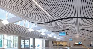 metalworks linear ceilings armstrong world industries sweets
