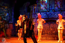 Halloween Busch Gardens by Kitsuneverse Haunts Howl O Scream 2015 Details Unveiled For