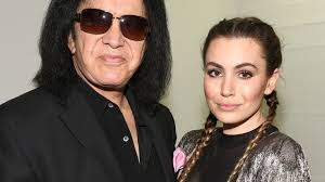 Gene Simmons Daughter Just Exposed A Side Of Him Youve Never Seen Before