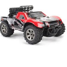100 Short Course Rc Truck Offroad Climbing 2WD 11mph Kids RC Brilliant
