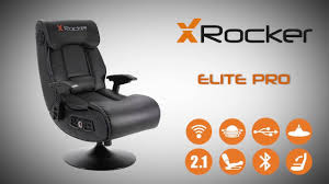 How To Connect An X Rocker Gaming Chair To A TV - Go Gaming Shop Pyramat Wireless Gaming Chair Home Fniture Design Game Bluetooth Singular X Rocker 51259 Pro H3 41 Audio Chair Infiniti 21 Series Ii Bckplatinum Aftburner Pedestal New 2018 Xrocker Se Sound Fox 5171401 Cxr1 Ackblue Office Chairs Xrocker Spider With