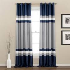 Annas Linens Curtain Panels by Buy Noise Reducing Curtains From Bed Bath U0026 Beyond