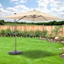 Replacement Canopy For OSH Rectangular Solar Umbrella