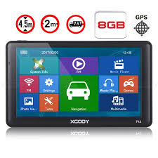 GPS навигатор XGODY 7