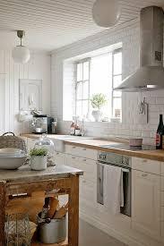 la cuisine de 44 superbes designs de shabby chic kitchen