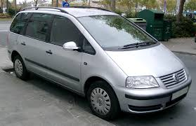 File VW Sharan front Wikimedia mons